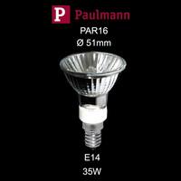 RARITÄT Paulmann 208.35 Halogen Reflektor 230V Birne...