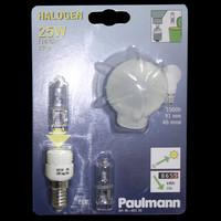 Paulmann 401.26 Halogen Glühbirne Tropfen 25W Satin...