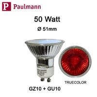 Paulmann 836.21 TRUECOLOR GZ10 +  GU10 Halogen Reflektor...