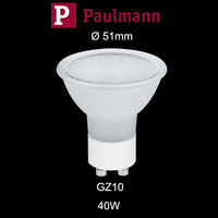 Paulmann 800.44 Halogen Reflektor 230V Birne 40W GZ10...