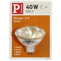 Paulmann 800.29 Halogen Reflektor Halo+ 40W...