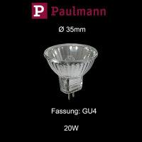 1 Stk.Paulmann AKZENT Ø 35mm kleine mini Halogen...
