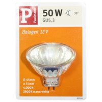 Paulmann 833.80 Halogen Kaltlichtspiegel 50W Halogenlampe...