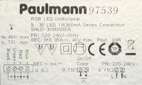 Paulmann Profi Line 30W LED Power Supply Farbwechsel Trafo RGB Konstantstrom 350mA