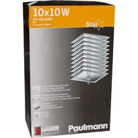 Paulmann Starline Einbauleuchten Sternenhimmel, 10x10W...