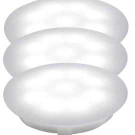 Paulmann LED Boden Einbauleuchten Set Bad Dusche Laminat Aussenbereich 987.57 - 98757