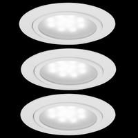 Paulmann Micro Line LED Möbel Einbauleuchten...