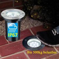 Paulmann Bodeneinbauleuchten-Set Special Line 230 V LED...