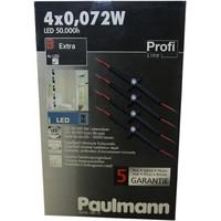 Paulmann LED Fliesenkreuz Erweiterungs-Set Einbauleuchten...