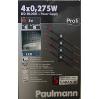 Paulmann LED Fliesenkreuz Einbauleuchten Fliesenkreuze...