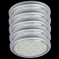 Paulmann Micro Line LED Möbel Aufbauleuchten...